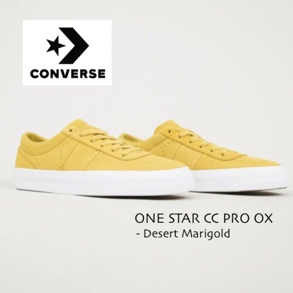 Converse One Star Pro Rubber Backed Suede Ox Shoes